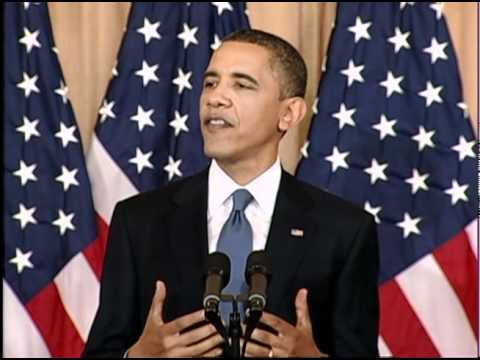 President Obama: Greatest Middle East Resource is its People (Arabic)