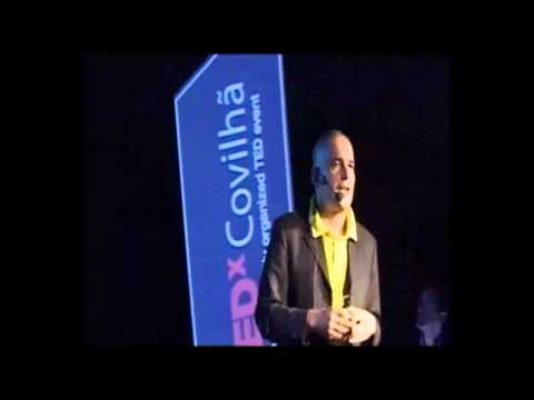 TEDxCovilhã - Pedro Gadanho - Fictions from Beyond - A arquitectura do futuro ...
