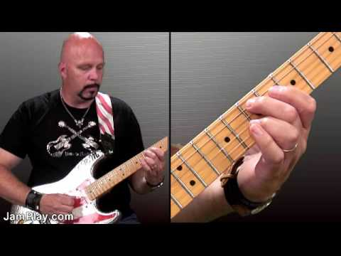 Video Guitar Lesson on Star Spangled Banner