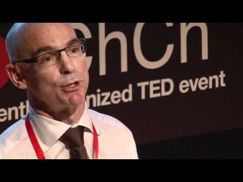 TEDxChCh - John Hutchings - Sustainability in the Dairy Industry