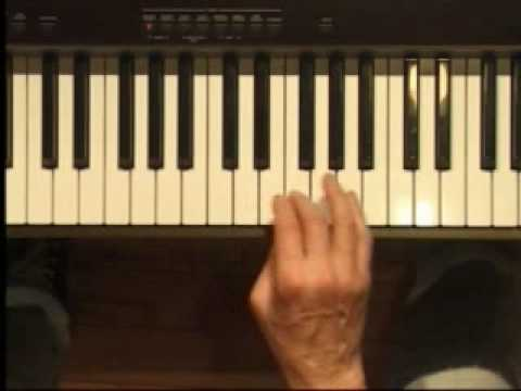 Piano/Theory Lesson - What is a Progression?