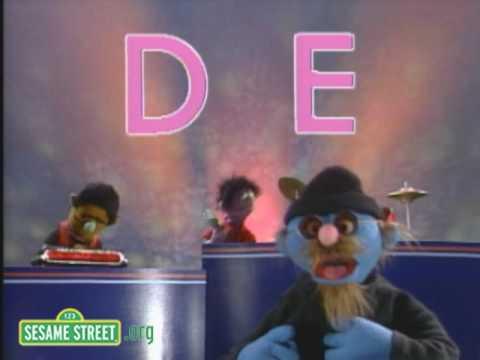 Sesame Street: Rappin' Alphabet
