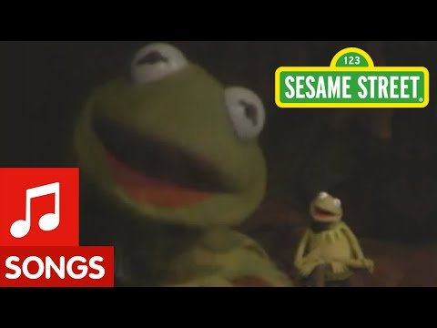 Sesame Street: Kermit Sings Being Green