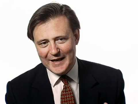 Strong Leadership With John Micklethwait
