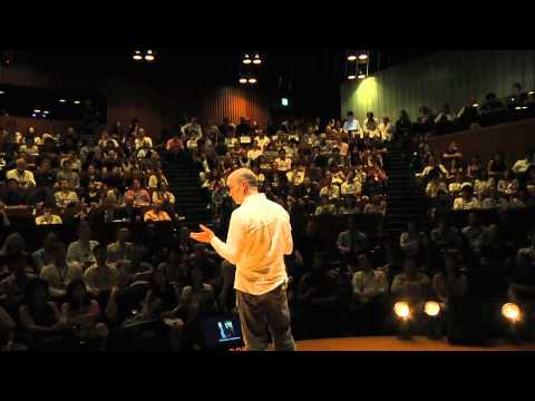 TEDxTokyo - Michael Maher King - Against all Odds - [English]