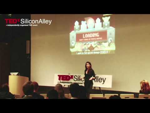 TEDxSiliconAlley, 2011 - Siobhan Quinn - The 5 Laws of Engagement