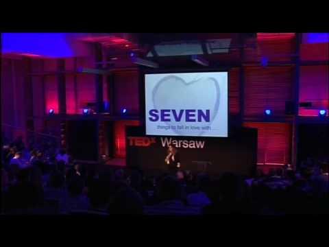 TEDxWarsaw - Lori Kent - 3/5/10