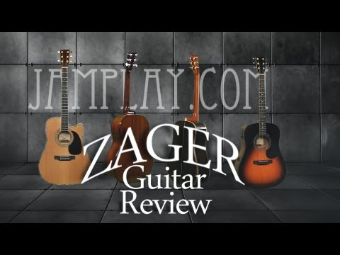 Zager Guitar Family Review