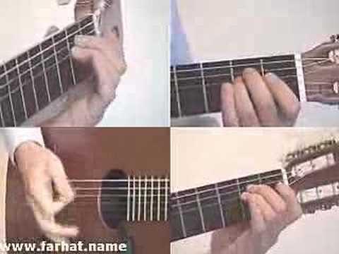 redemption song bob marley 5 Cover Guitar www.Farhatguitar.com