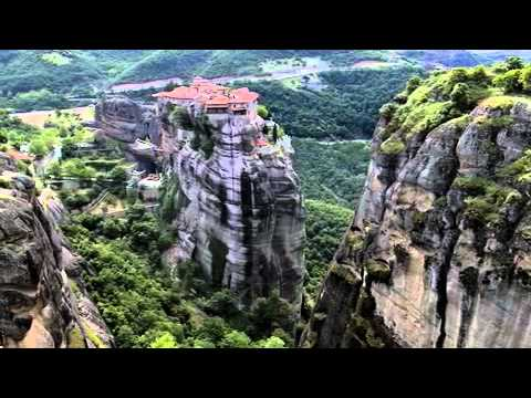 The Coolest Stuff On The Planet: The Mind-Boggling Monasteries of the Meteora