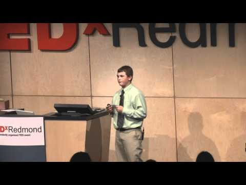 TEDxRedmond - Tyler Page - Kids Helping Kids