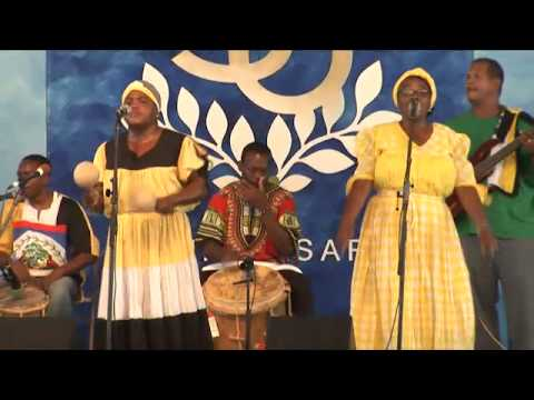 The Garifuna Collective of Belize/Guatemala