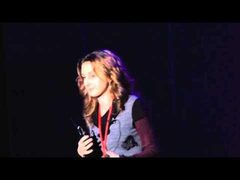 TEDxCUK -  Christina  - Global Culture, Global MInd