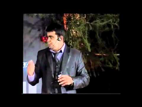 TEDxMargalla - Waqar Qureshi - A Look Into Non-Touch Interface System!