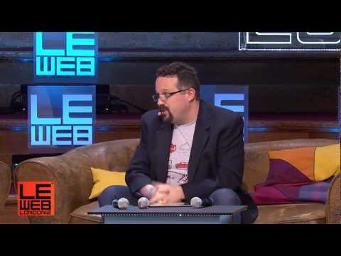 Phil Libin is Interviewed by Loic Le Meur at Le Web in London 2012