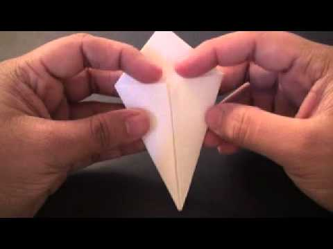 Origami Daily - Basics: Bird Base (Petal Fold) - TCGames [HD]