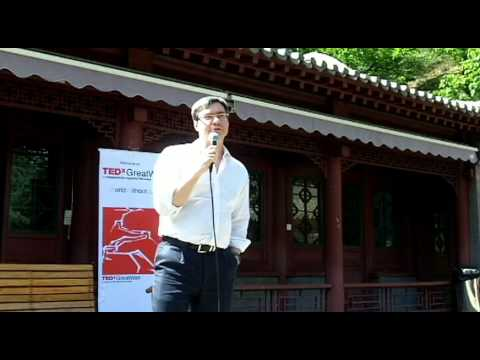 TEDx Great Wall - Michael Butler How our Brain Have Been Damaged by Civilizatio.avi