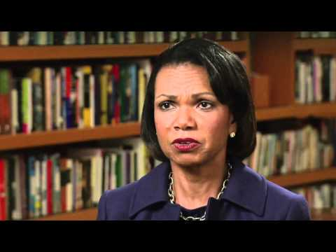 Rice: Case for Iraq War May Have 'Overemphasized' Some Intel