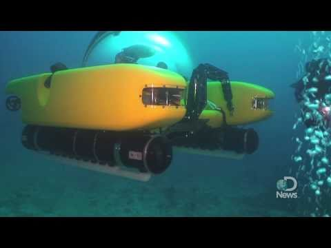 New Submarine Prepares for Ocean Depths