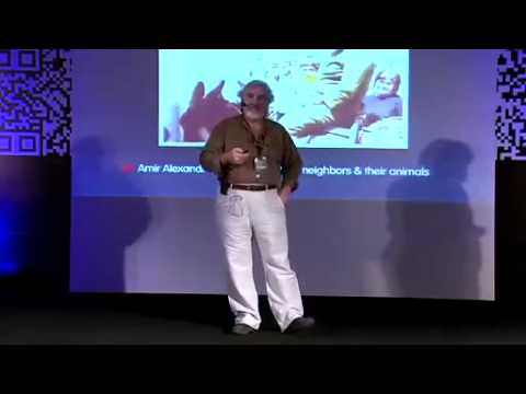 TEDxMuscat - Dr. Evangelos Afendras - Parallel journeys of exploring and creation