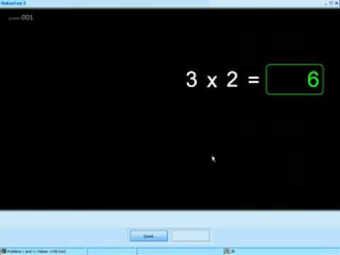Reken Test Introduction to practice mental math