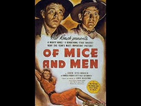 "Of Mice and Men ALL ABOUT GEORGE -- John Steinbeck's ""Of Mice and Men"" ... from 60second Recap®"