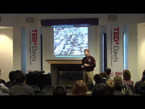 TEDxDavis-David Osleger-Energy Limits, Energy Opportunities