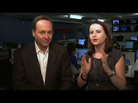 PBS NewsHour's Jeffrey Brown Visits Battleground North Carolina