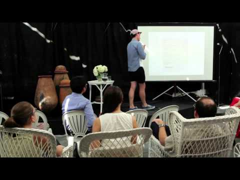 TEDxEASTHAMPTON - Archie Lee Coates IV - Swimming in the East River