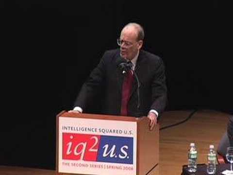World Police Debate: Michael Mandelbaum (4 of 14)