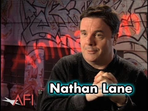 Nathan Lane On THE LION KING