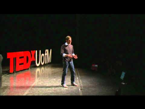 Transforming Solitude: Trevor Weltman at TEDxUofM