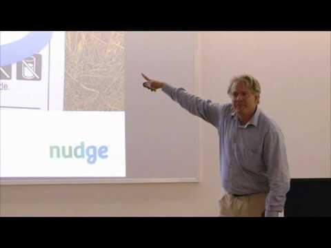 TEDxDordrecht - Jan van Betten - Nudging the world.