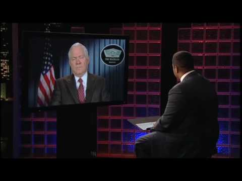 TAVIS SMILEY | Guest: Robert Gates | Not Winning in Afghanis