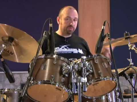 Nine Stroke Roll - Drum Lessons