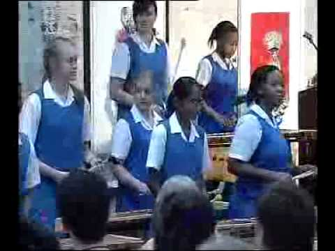 TEDx Johannesburg - Parktown Girls - We will rock you
