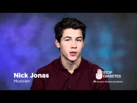 Stop Diabetes PSA with Nick Jonas