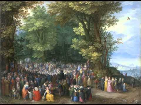 The Sermon on the Mount, Jan Brueghel the Elder