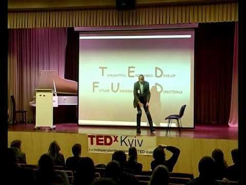 TEDxKyiv - Bear Stauss - Simplicity and Joy of Life