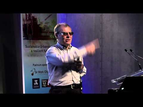 TEDxCarlton - Peter Roberts - Key drivers and principles for future urban development