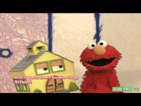 Sesame Street: Video Preview - Elmo's Favorite Things