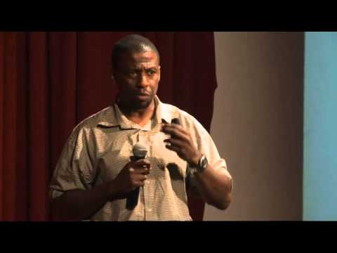 Scaling up technical education: Kamau Gachigi at TEDxNairobi