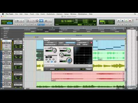 Pro Tools 10 interface and nomenclature changes | lynda.com overview