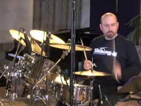 Single Stroke Four - Drum Lessons