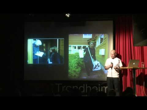 TEDxTrondheim - Chris Klemmetvold - People and Onions