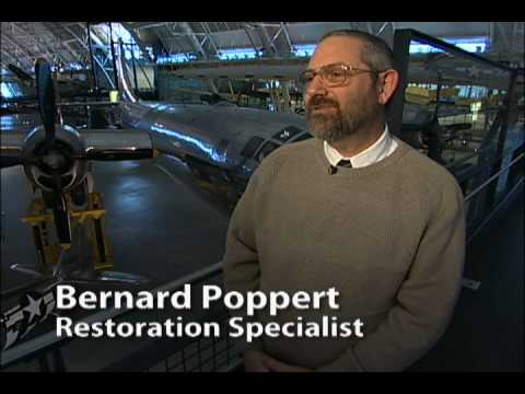 "Restoration of the Boeing B-29 Superfortress ""Enola Gay"""