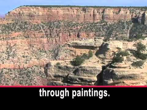 What, No Digital Camera? Capturing the Beauty of the Grand Canyon With a Brush