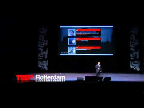 TEDxRotterdam - Jan Kees de Jager - finance will lead the future