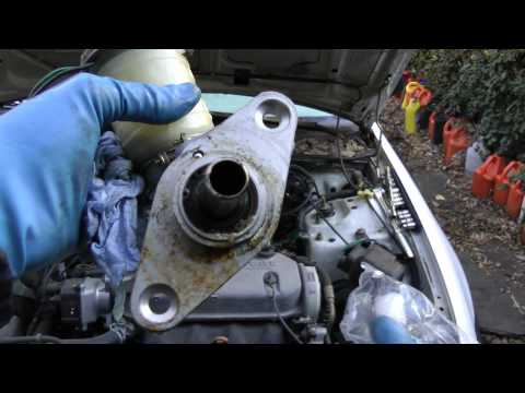 Replacing A Leaking Brake Master Cylinder