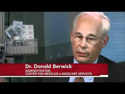 Top Health Reform Player Berwick's Overhaul Vision Draws Praise, Rebuke